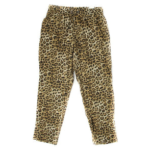 Charter Club Women's Sandy Cove Leopard Print Soft Pants, X-Large