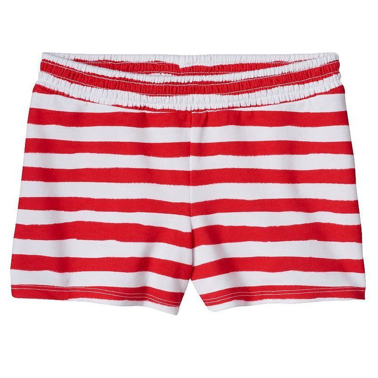 Girls Jumping Beans Patriotic Smocked Shorts, Red/White, 6 - U.S. Retail Products