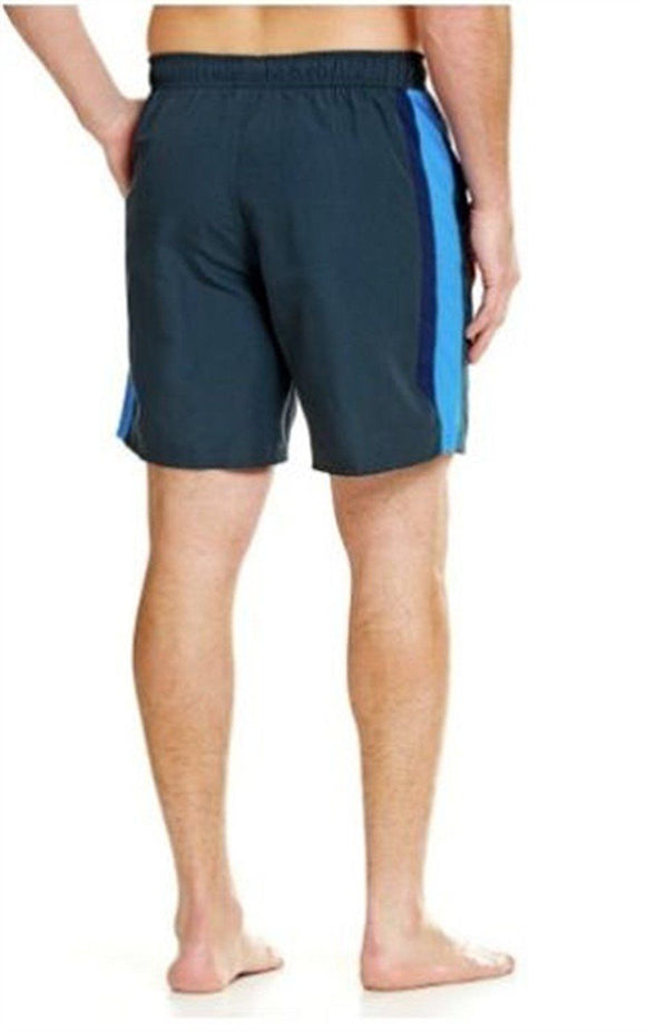Nike Men's Core Velocity Volley 7 Inch Swim Trunks, Small, Classic Charcoal