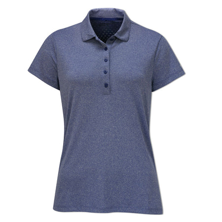 Nike Golf Precision Jacquard Polo, Small, Blue Marl - U.S. Retail Products
