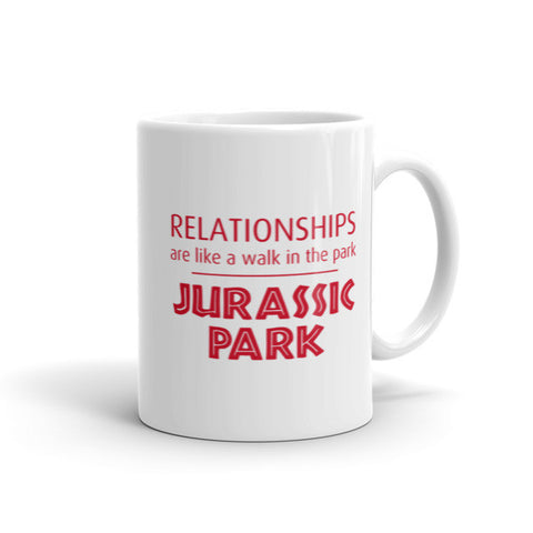 Relationships Are Like a Walk In The Park