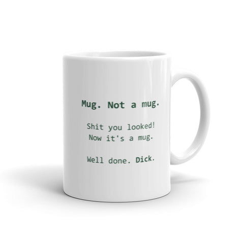 Schrodinger's Simple Mug
