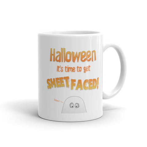 Halloween. It's time to get SHEETFACED!