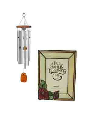 Frames and Wind Chimes
