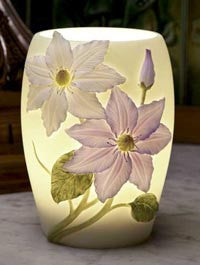 Clematis Night Light