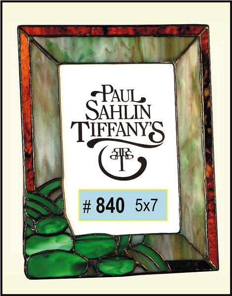 Paul Sahlin Picture Frame 840
