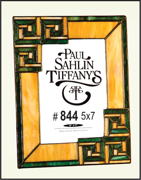 Paul Sahlin Picture Frame 844