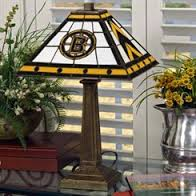 Boston Bruins Mission Lamp
