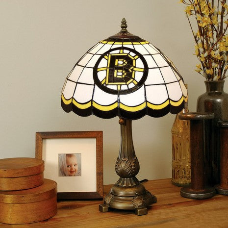 Bruins Tiffany Lamp