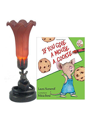 If You Give a Mouse A Cookie Lamp
