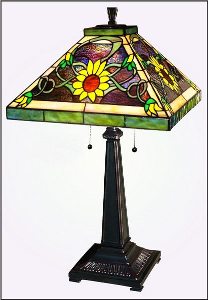 Sunflower Table Lamp