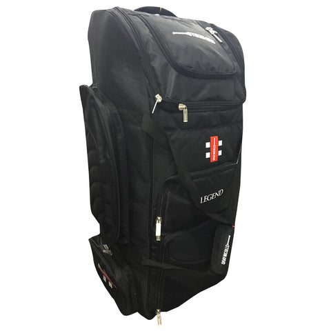 Gray-Nicolls Legend - Stand Up Wheelie Kit Bag (PRE ORDER)