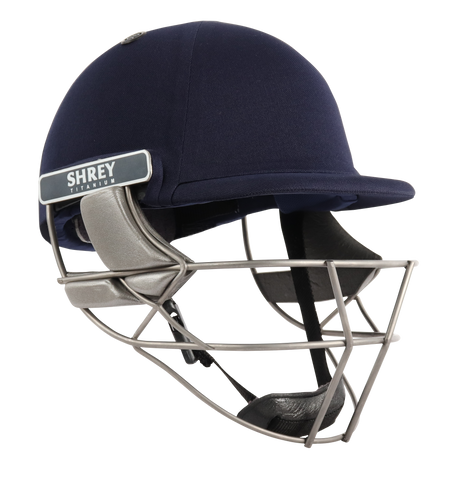 Shrey Pro Guard Air - Titanium