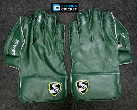 SG Savage Players - Keeping Gloves