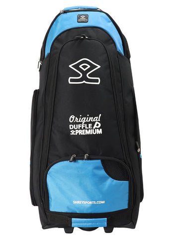 Shrey Pro Premium Players - Duffle Bag