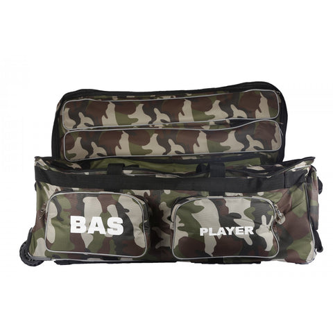 BAS Player Edition - Wheelie Kit Bag