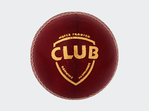 SG Club - Red Cricket Ball
