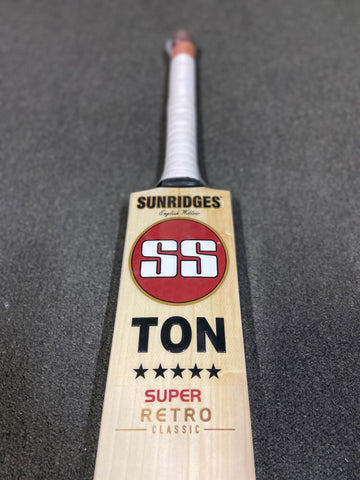 SS Ton Retro Super  - Cricket Bat