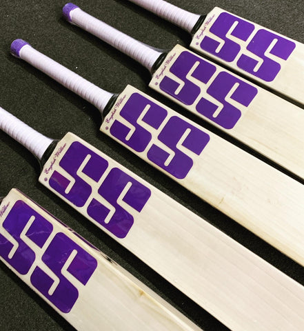 SS Ton Vintage MSD 5.0 - Cricket Bat