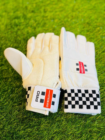 Gray-Nicolls PRO Chamois Padded - Wicket Keeping Inners