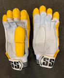 SS Super Test Players Yellow - Batting Gloves