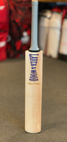 Laver & Wood Elegance - Players Edition Cricket Bat