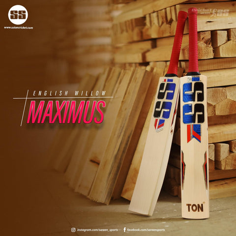 SS MaxiMus - Cricket Bat