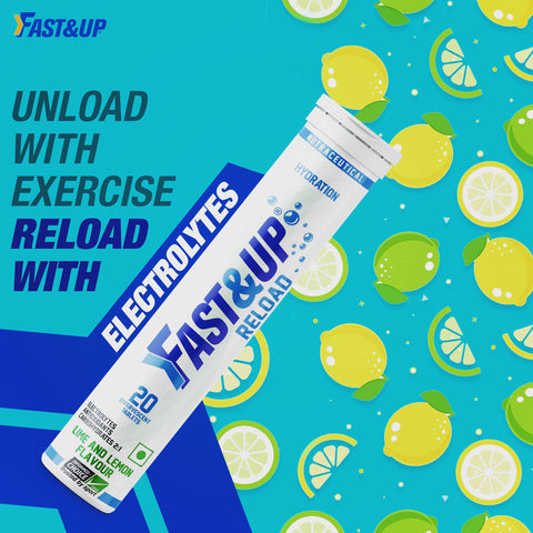 Fast & Up - Relaod Hydration