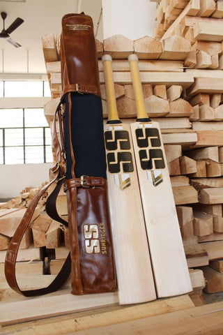SS Ton ' Super Selected ' - Cricket Bat