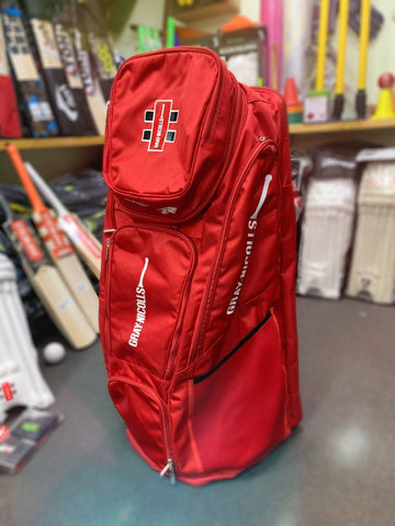 Gray-Nicolls GN9 International Ferrari Red - Wheelie Duffle Bag