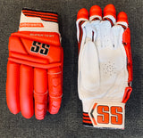 SS Super Test Players RED - Batting Gloves