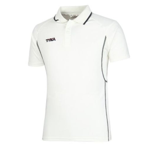 TYKA Median Cricket - White Shirt