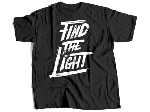 Find the Light - T Shirt