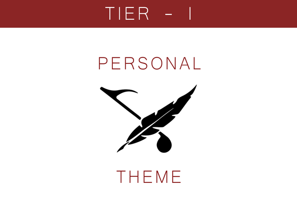 Personal Theme - Tier I