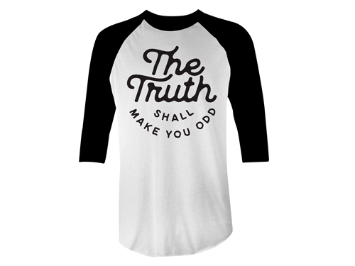The Truth - Baseball T
