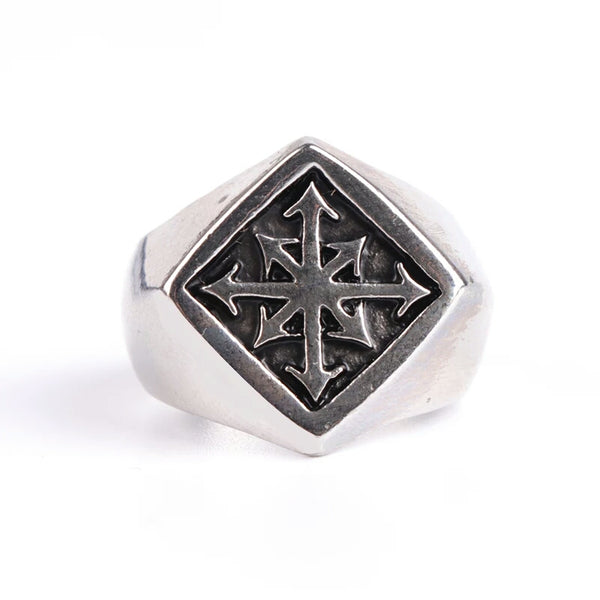 Symbol  of Chaos Ring