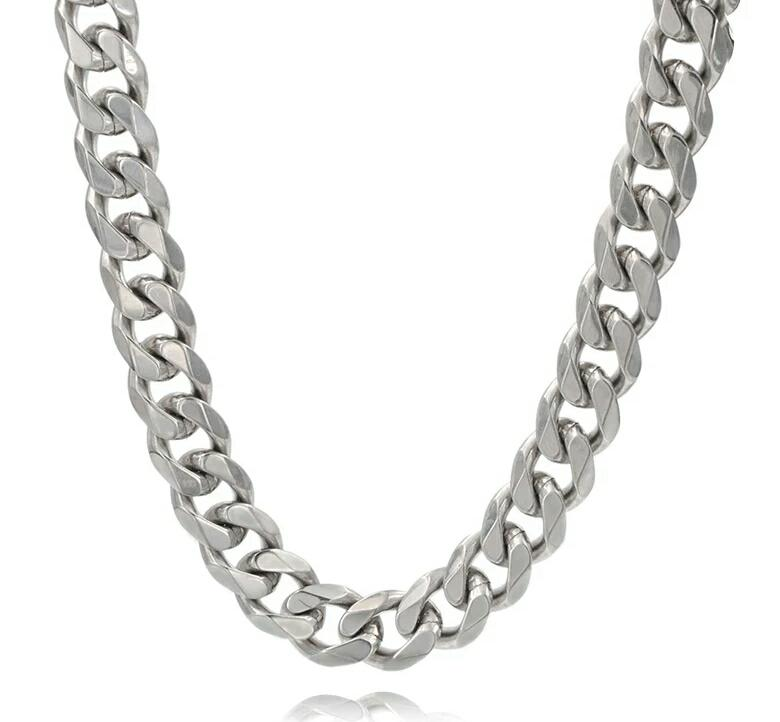 10mm Cuban Link Chain & Bracelet Set