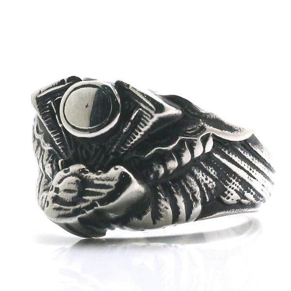 Eagle Engine  Ring