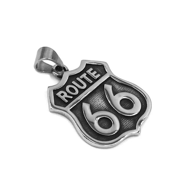 Route 66  Necklace