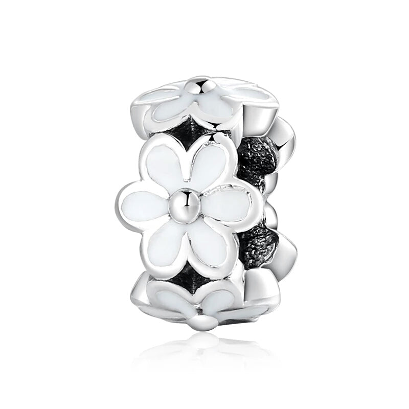 White Daisy Spacer