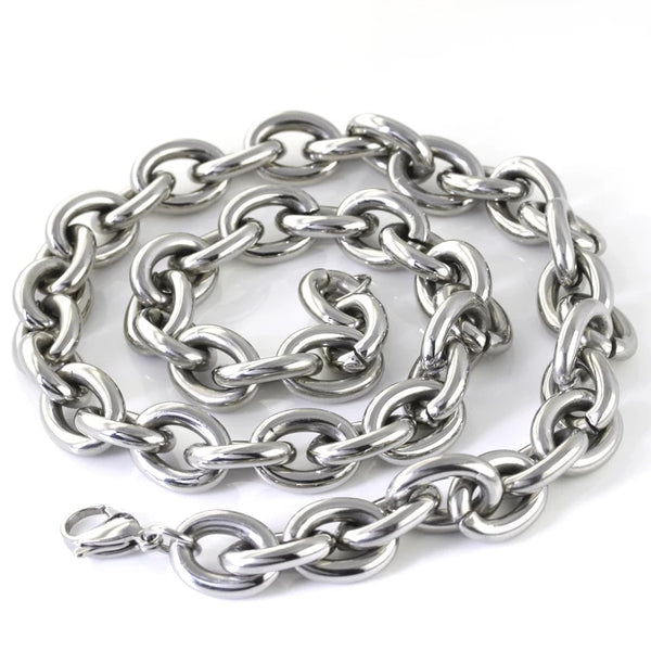 NL301  10mm Link Chain
