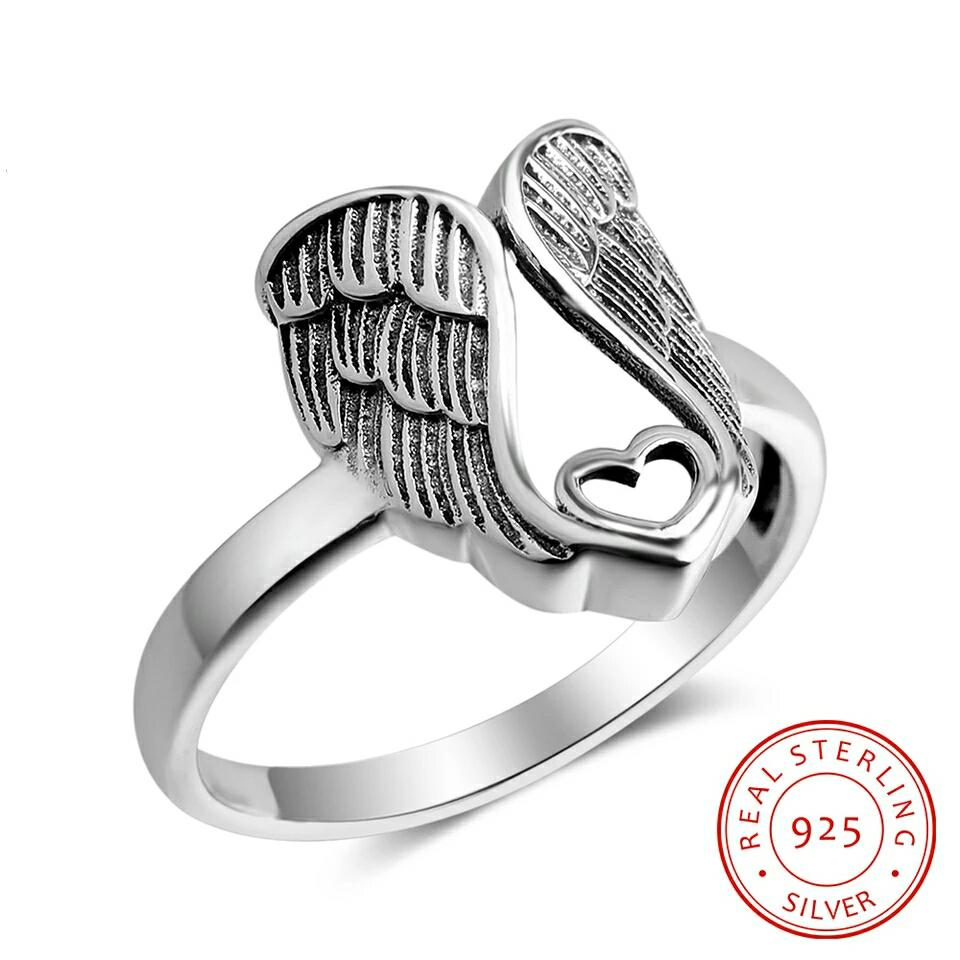 Angelic Wing  Ring