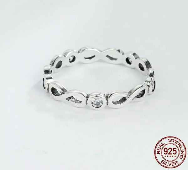 Infinite Blessings Endless Love Ring