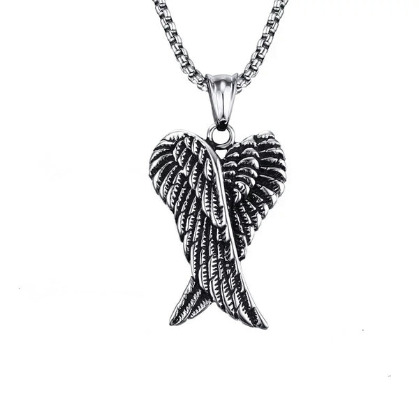 Protecting Wings Necklace