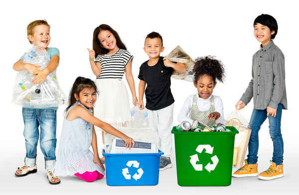 10 Ways to Teach Your Kids About Sustainability