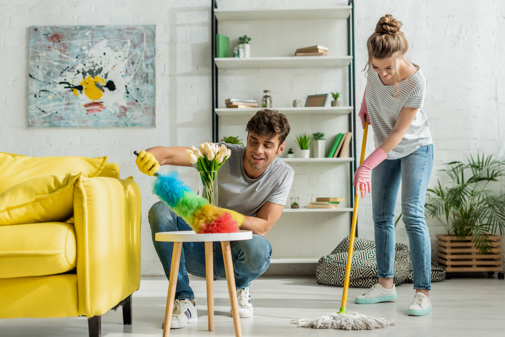 10 Ways to Eliminate Home Toxins Naturally