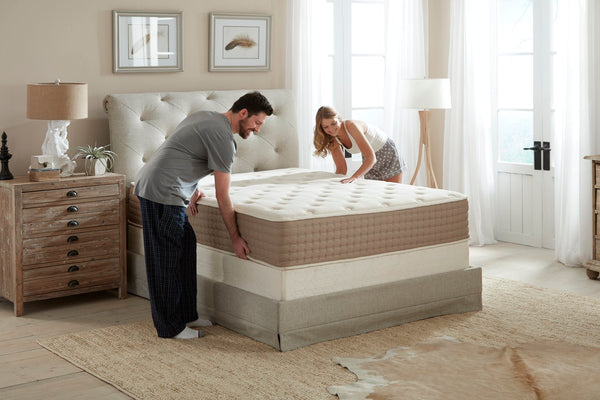 Eco Terra Latex Mattress Unboxing