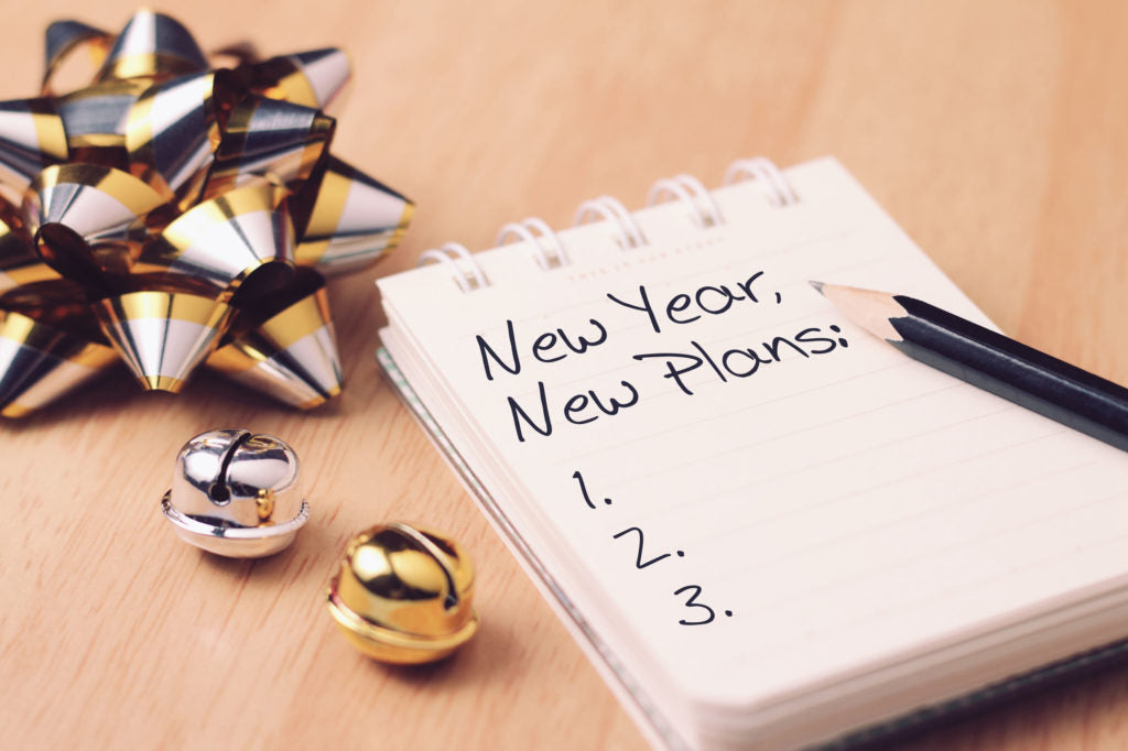 10 Eco-Friendly New Years Resolutions