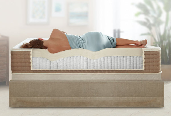Is a Latex Mattress Hot to Sleep On?