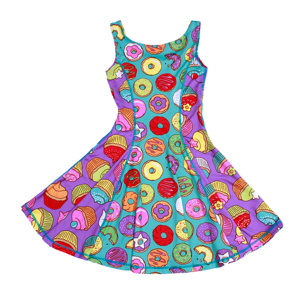 Sprinkles Twirl Dress